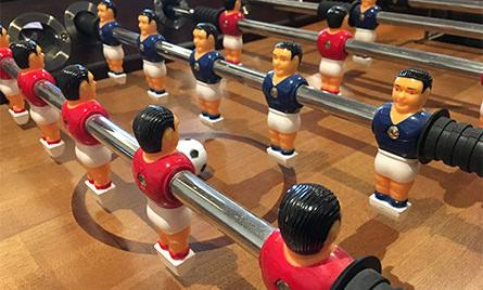 テーブル・サッカーゲーム